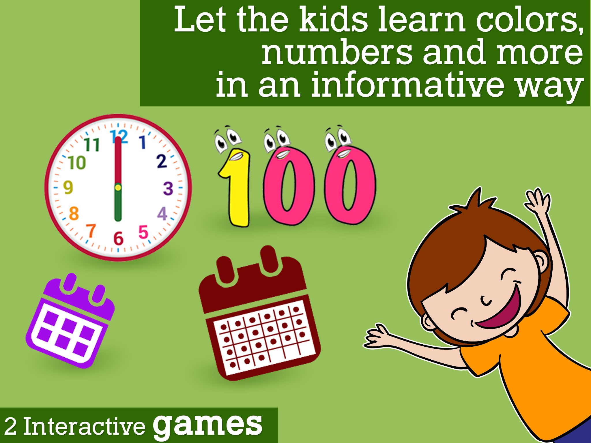 learn with fun, free apps for kids, apps for children, educational ...